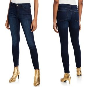 NWT DL1961 Florence Petite Mid Rise Skinny Jeans